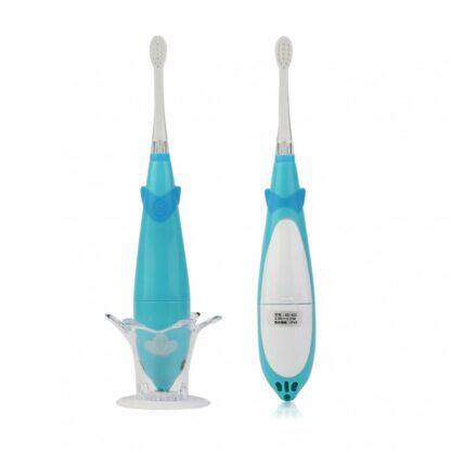 Детская электрическая звуковая зубная щетка Seago SG921 Sonic, Blue (K1010050204)