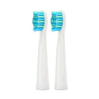 Насадки для электрической зубной щетки Seago 010-8, 2шт, White (K1010050225)