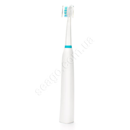 Електрична звукова зубна щітка Seago Sonic SG958, White (K1010050317)