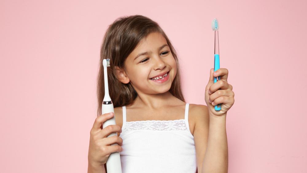 Электрическая зубная щетка с какого возраста?